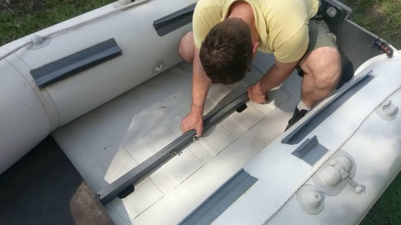 Лодка из труб пвх своими руками является не сложной конструкцией, пошаговая инструкция как сделать самодельный каркас, киль и тележку