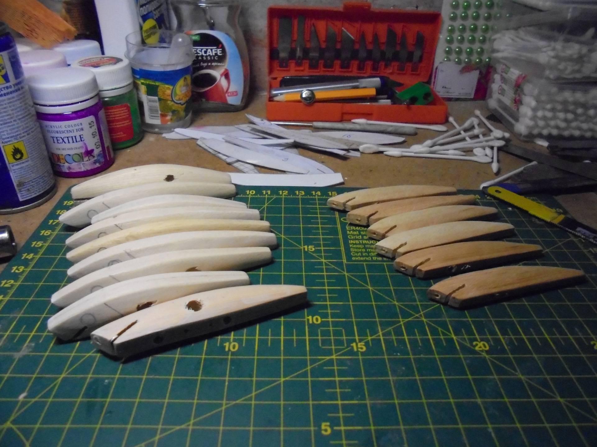 Изготовление воблеров в домашних условиях, материалы и инструменты