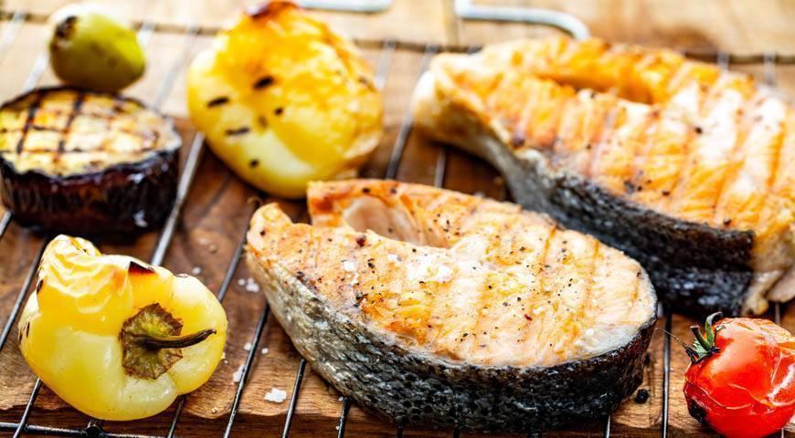 Лосось-терияки (импровизация) – кулинарный рецепт