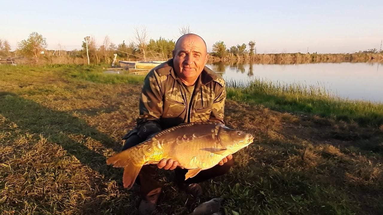 Рыбалка озеро хохлово в костромской области