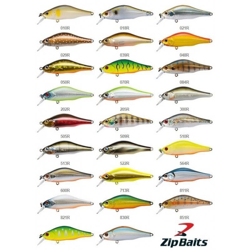 Воблеры зип бейтс: цены, отзывы и уловистые цвета лучших моделей - ридж, орбит и хамсин