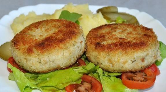 Рыбные котлеты - очень вкусно, рецепты из фарша, филе, консервов, из горбуши или щуки
