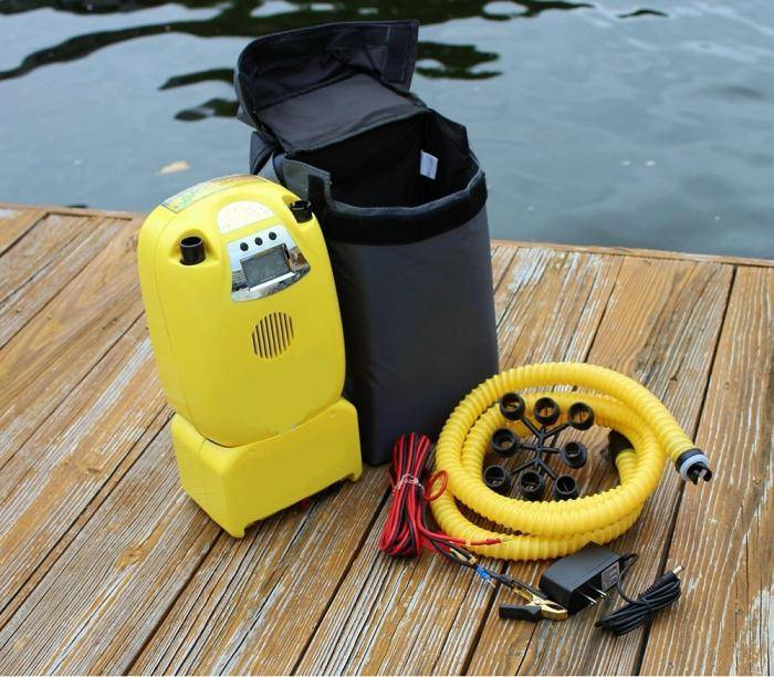 Насос для лодки аккумуляторный - как выбрать правильный насос