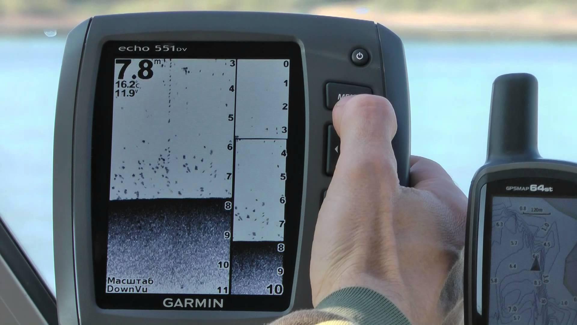 Эхолот garmin striker (гармин страйк): обзор серии эхолотов для поиска рыбы