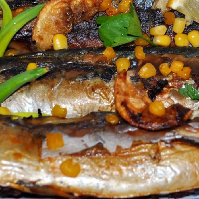 Рулет царский из скумбрии рецепт с фото пошагово - 1000.menu
