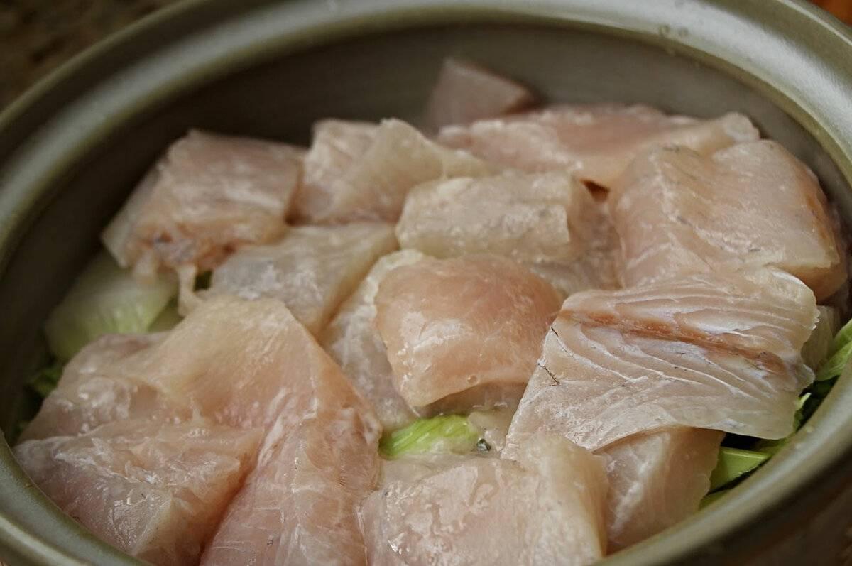 Рыба на пару в мультиварке - 5 пошаговых рецептов с фото