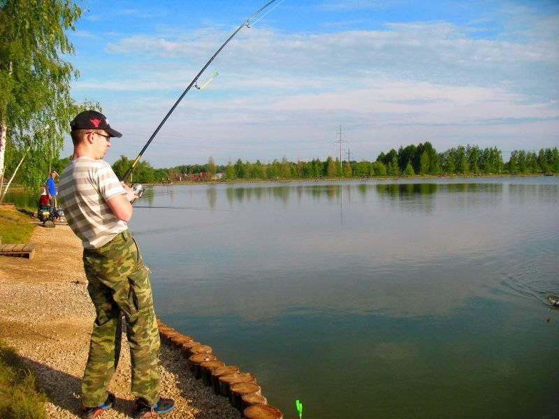 Места для рыбалки в республике марий эл – платная и бесплатная рыбалка!