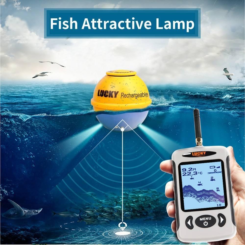 Беспроводной эхолот lucky fish finder: как пользоваться, плюсы и минусы, отзывы рыбаков | berlogakarelia.ru