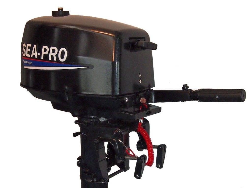 Лодочный мотор sea pro f 6 s отзывы, характеристики, цена, недостатки
