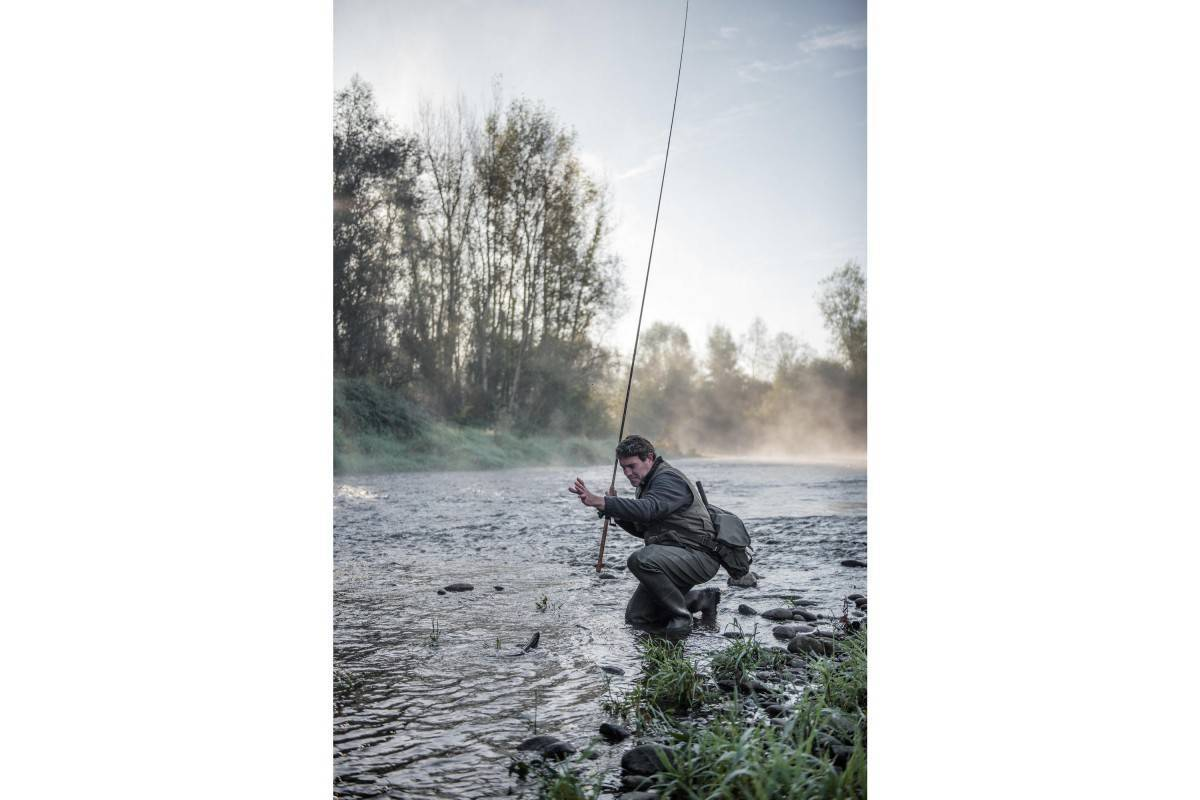Выбираем удобные вейдерсы для рыбалки - читайте на сatcher.fish