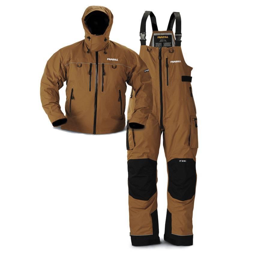 Лучший костюм для зимней рыбалки - читайте на сatcher.fish