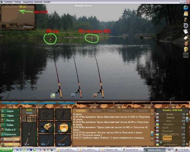 Как поймать плотву