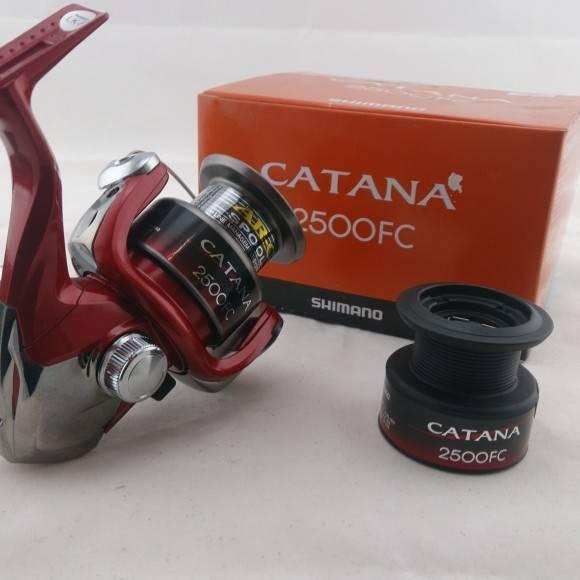 Описание и преимущества спиннингов shimano catana, особенности телескопических удилищ шимано катана