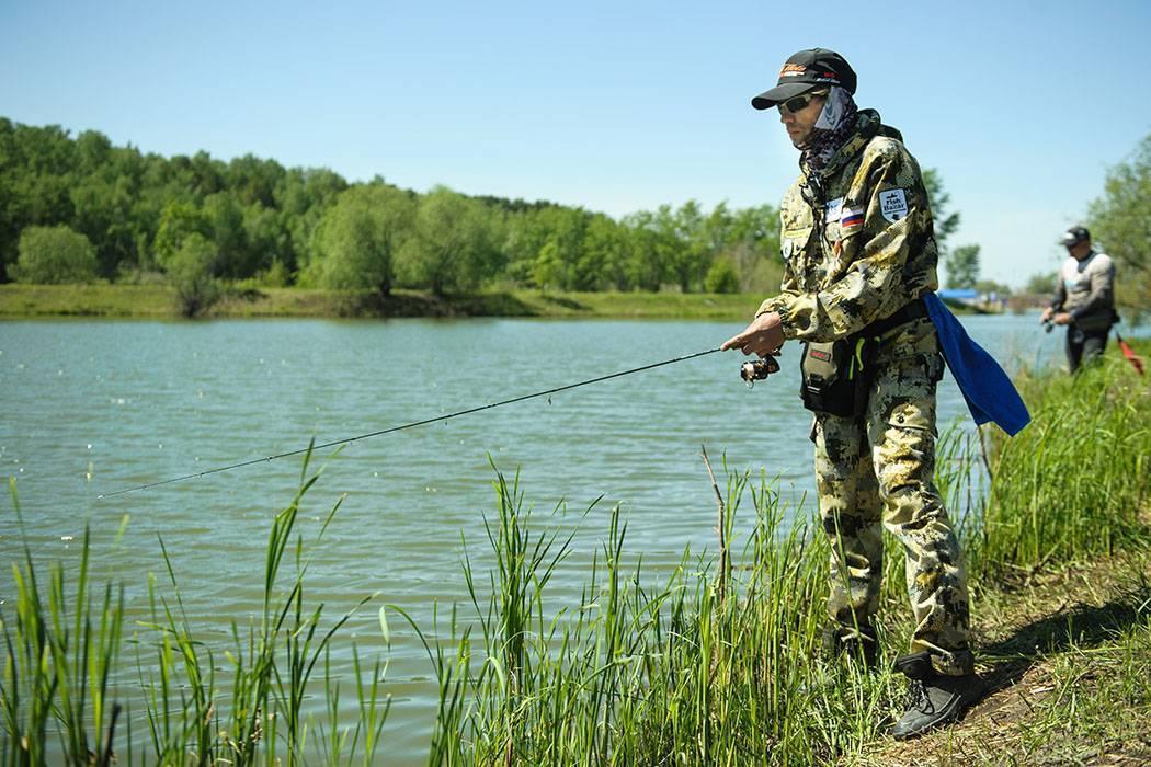 Рыбалка в Новосибирске — где порыбачить в Новосибирской областиа
