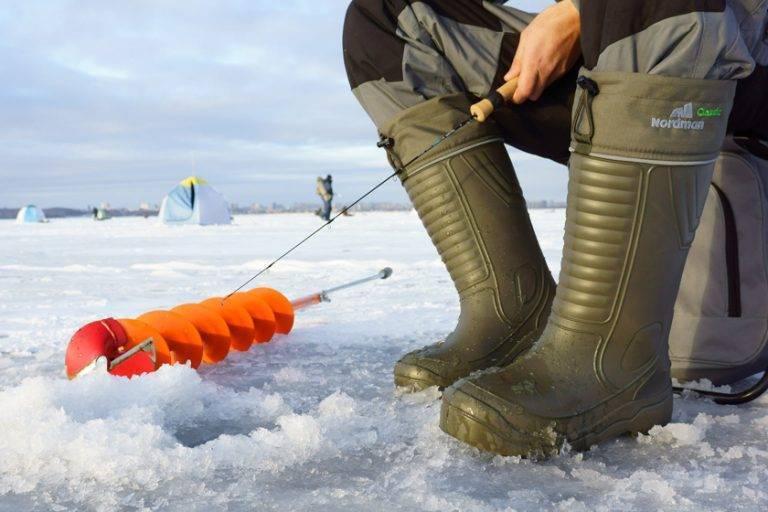 Лучшие сапоги для зимней рыбалки в 2020 году