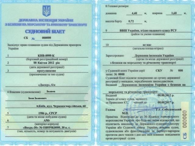 Регистрация надувных лодок в гимс - с мотором и без, новые правила и цена