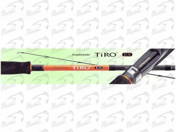Спиннинг графитлидер тиро 4 22, преимущества моделей от graphiteleader tiro (prototype, ex) - рыба