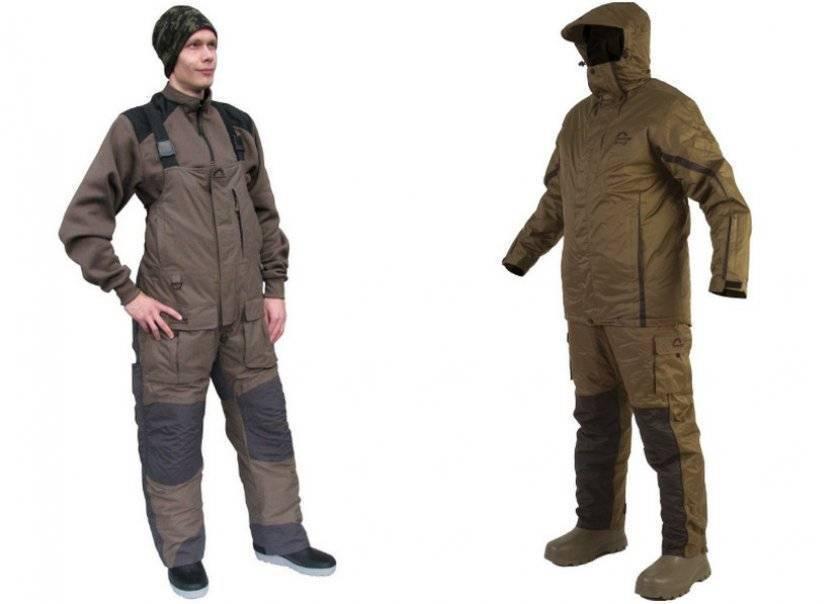 7 лучших костюмов для зимней рыбалки