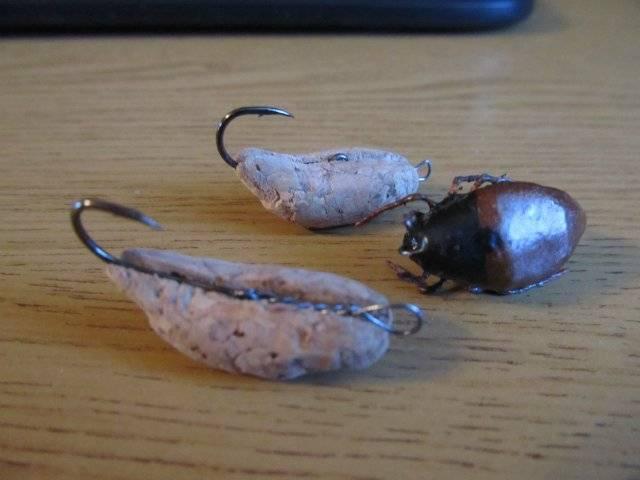Ловля голавля на кузнечика: снасть, приманка и техника