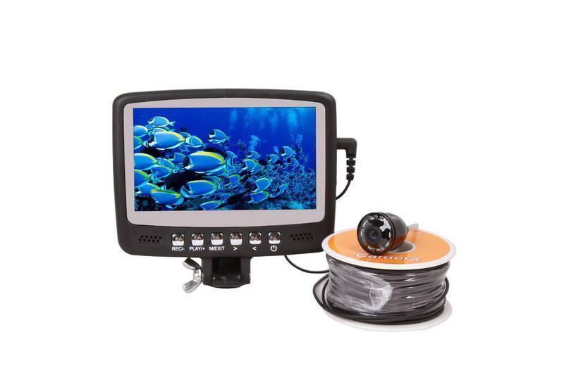 Видеокамера для подледной рыбалки — познаем все нюансы