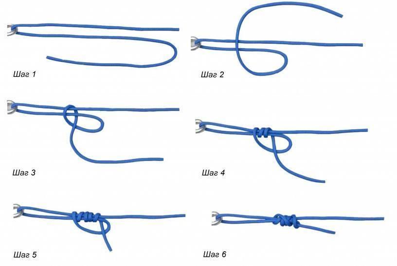 Как связать две лески: основные виды узлов, способы вязки