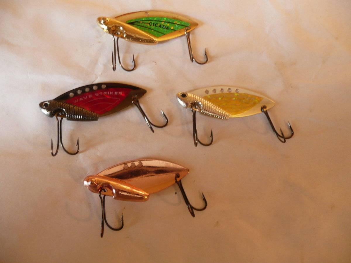 Что такое цикада?! как ловить рыбу на блесну цикада?
