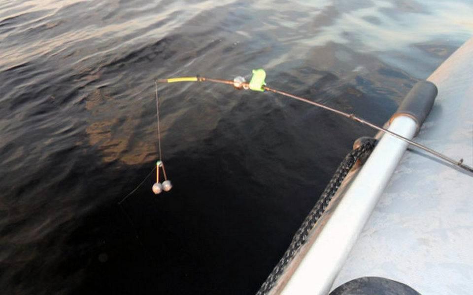 Рыбалка на «кольцо»: как сделать снасть своими руками, ловля рыбы с лодки, видео | berlogakarelia.ru