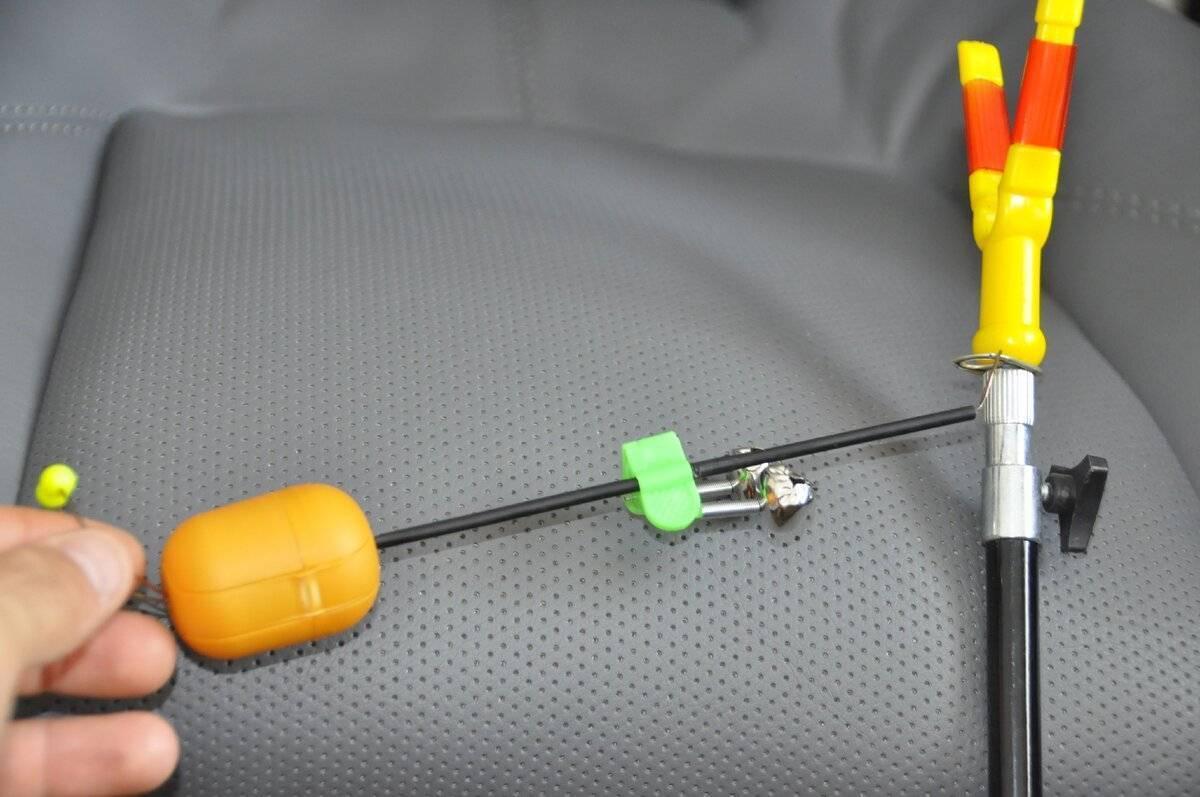 Как выбрать сигнализатор поклевки для фидера