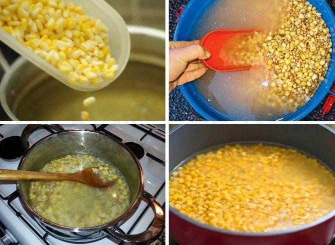 Ферментированная кукуруза для ловли карпа - приготовление кислой кукурузы