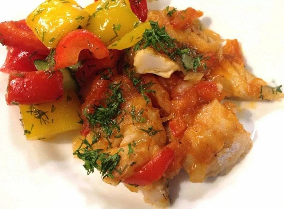 Блюда из морепродуктов в мультиварке - рецепты