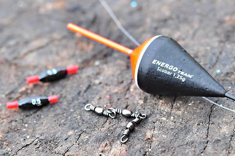 Оснастка удочки на форель фото - рыбалка