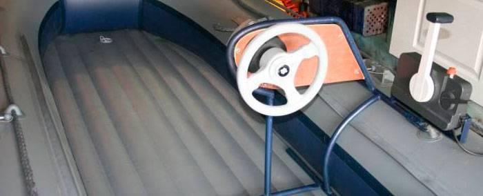 Рулевая консоль для лодки пвх - топ 7 лучших, характеристики, установка и советы