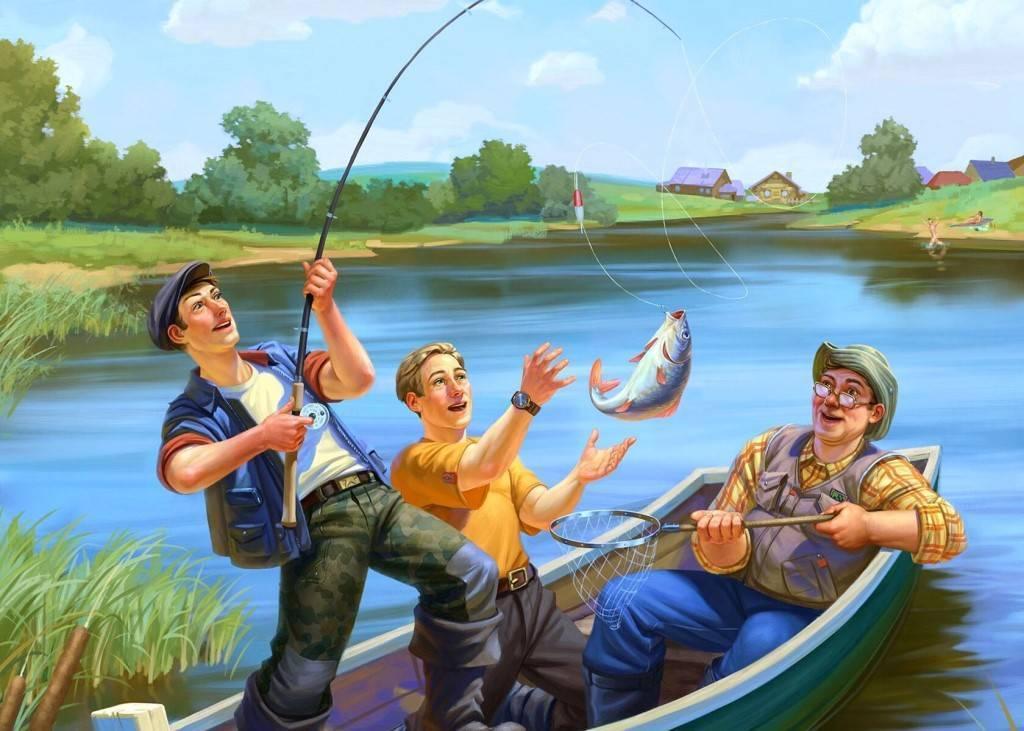 Как стать успешным рыбаком