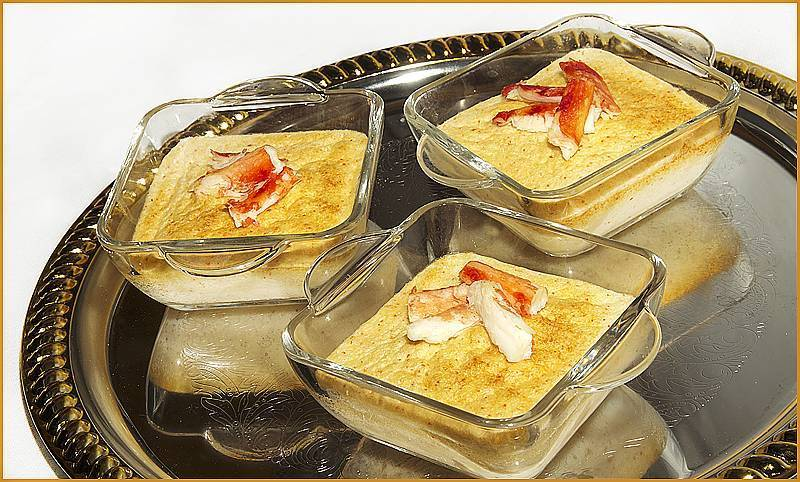 Рыбное суфле: рецепт пошаговый с фото | меню недели