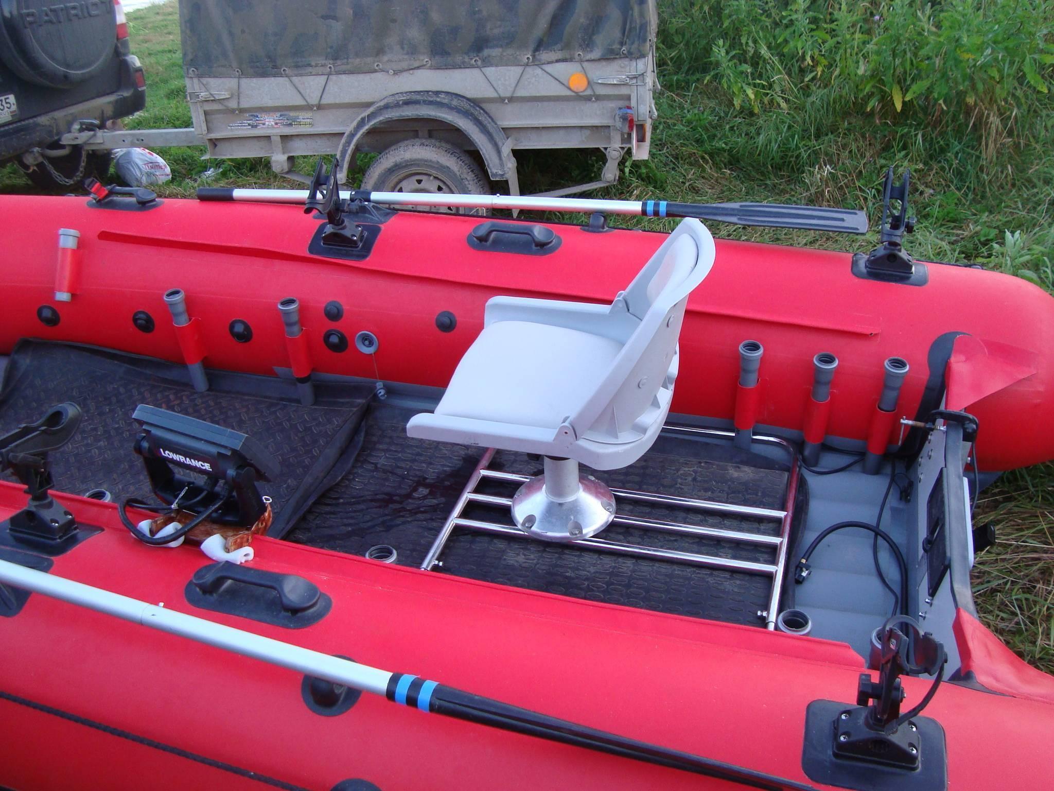 Ремонт и тюнинг пвх-лодок своими руками (фото) :: syl.ru