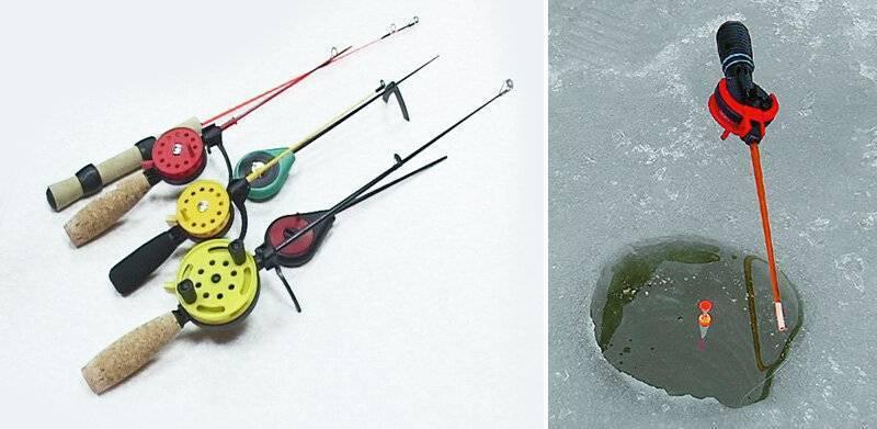 Снасти для зимней рыбалки: строение удочек, изготовление самодельных рыболовных приманок своими руками