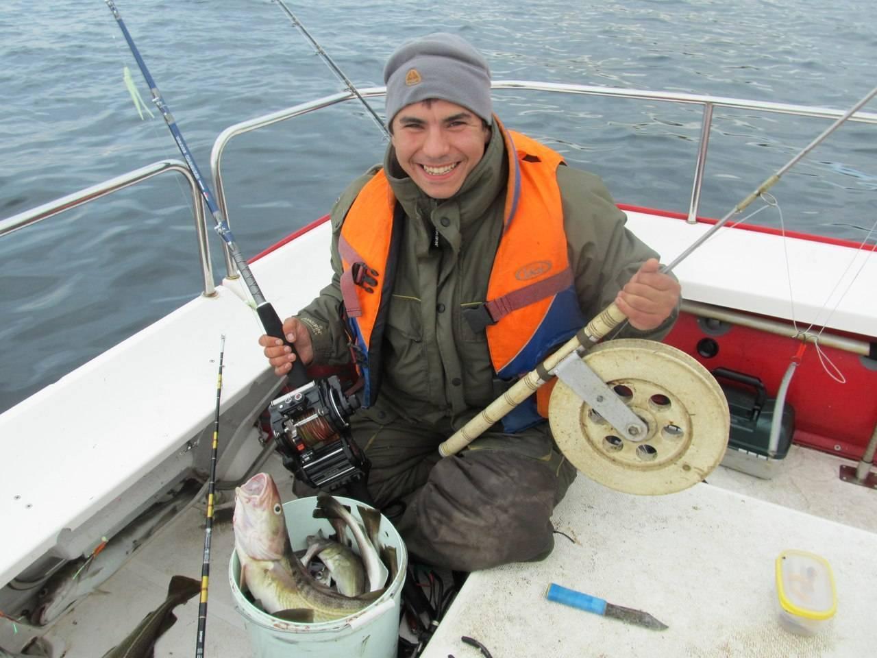 Морская рыбалка — снасти и тактика ловли
