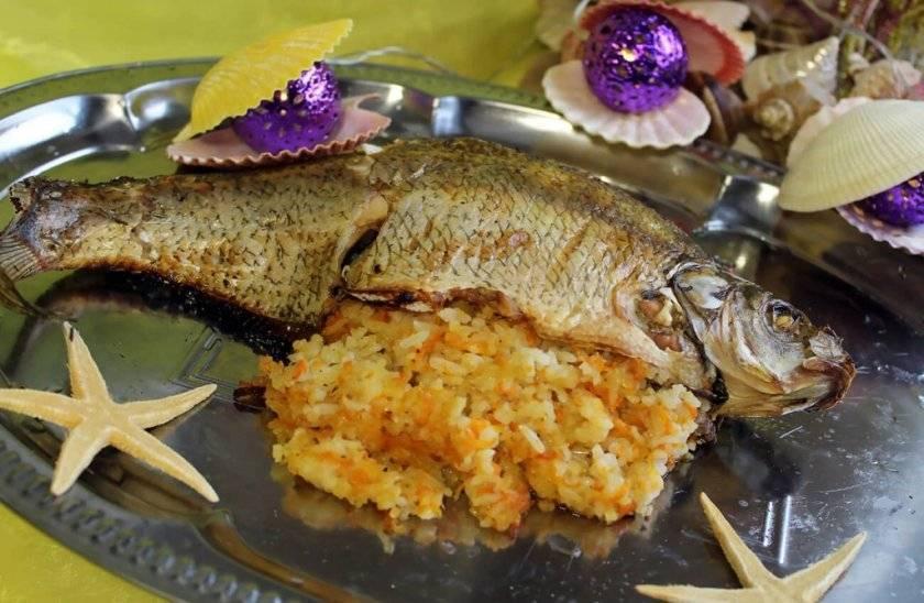 Как приготовить сазана - рецепты приготовления рыбы в духовке целиком, ухи, котлет и шашлыка на решетке