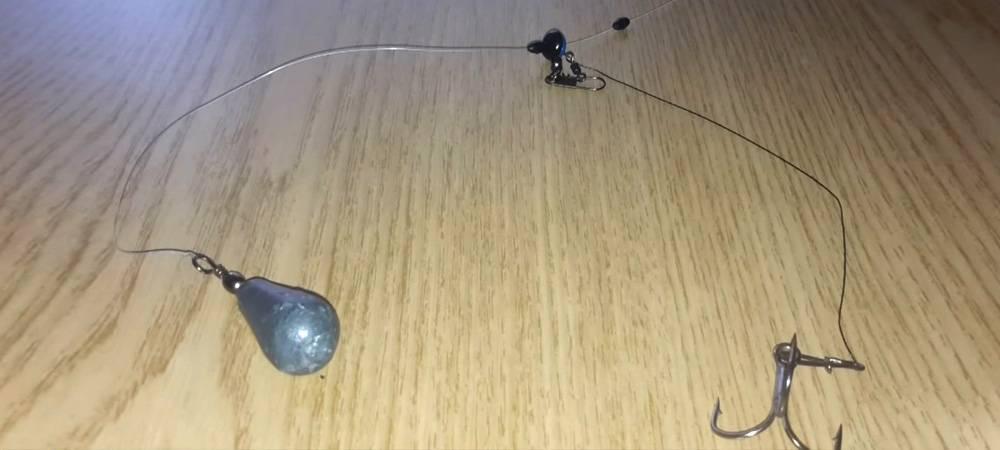 Снасть на налима: как сделать монтаж для рыбалки своими руками