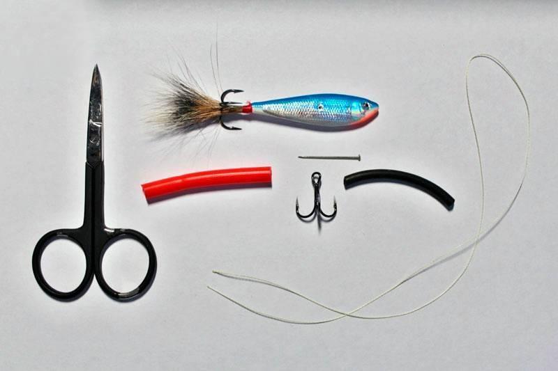Бокоплав на судака — ловля на бокоплав зимой