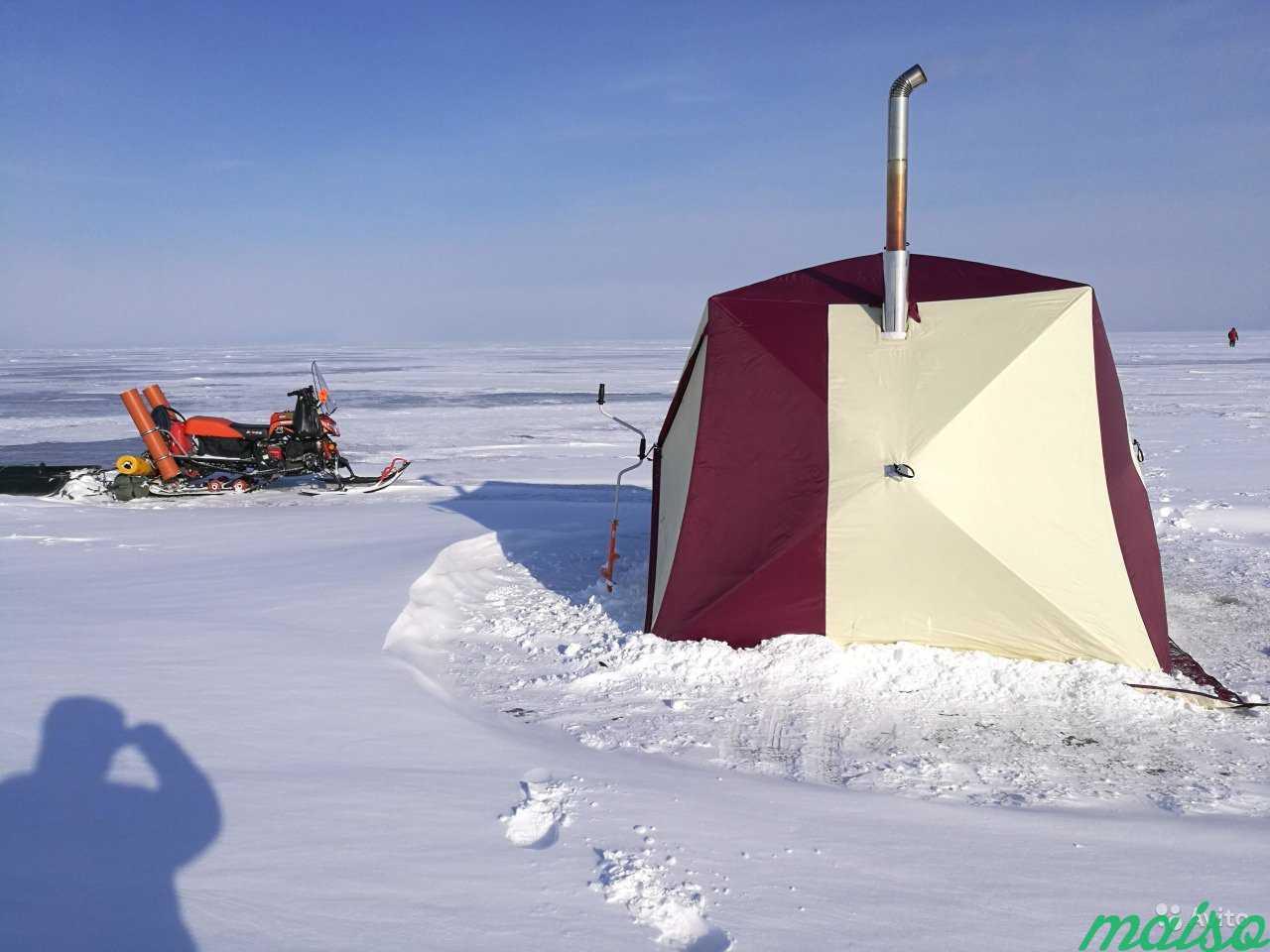 Как правильно обогреть палатку?