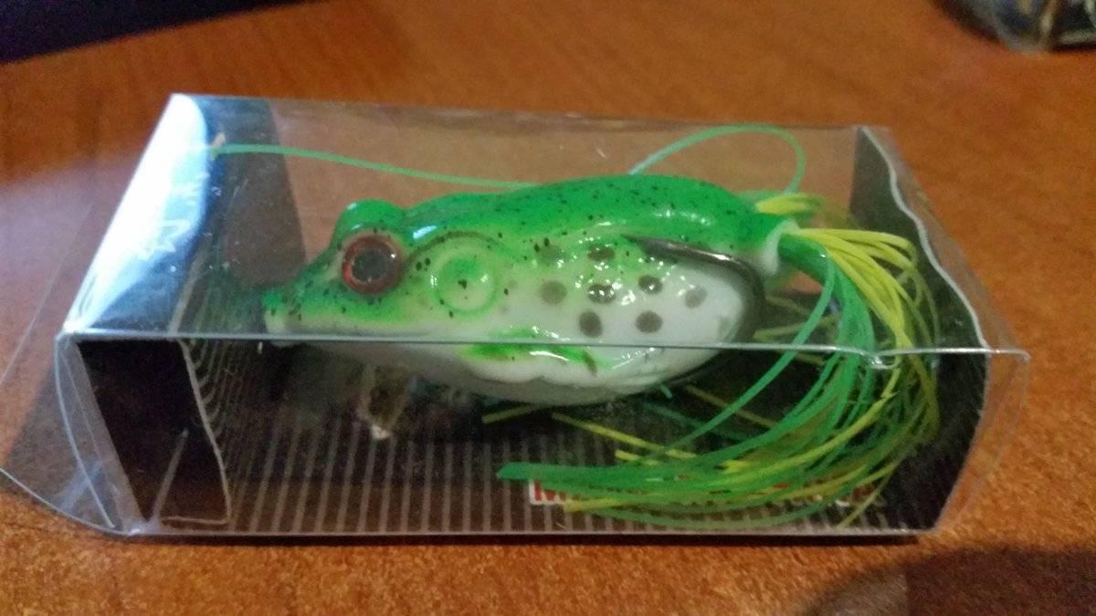 Ловля на лягушку щуки, сома, змееголова - видео ловли спиннингом