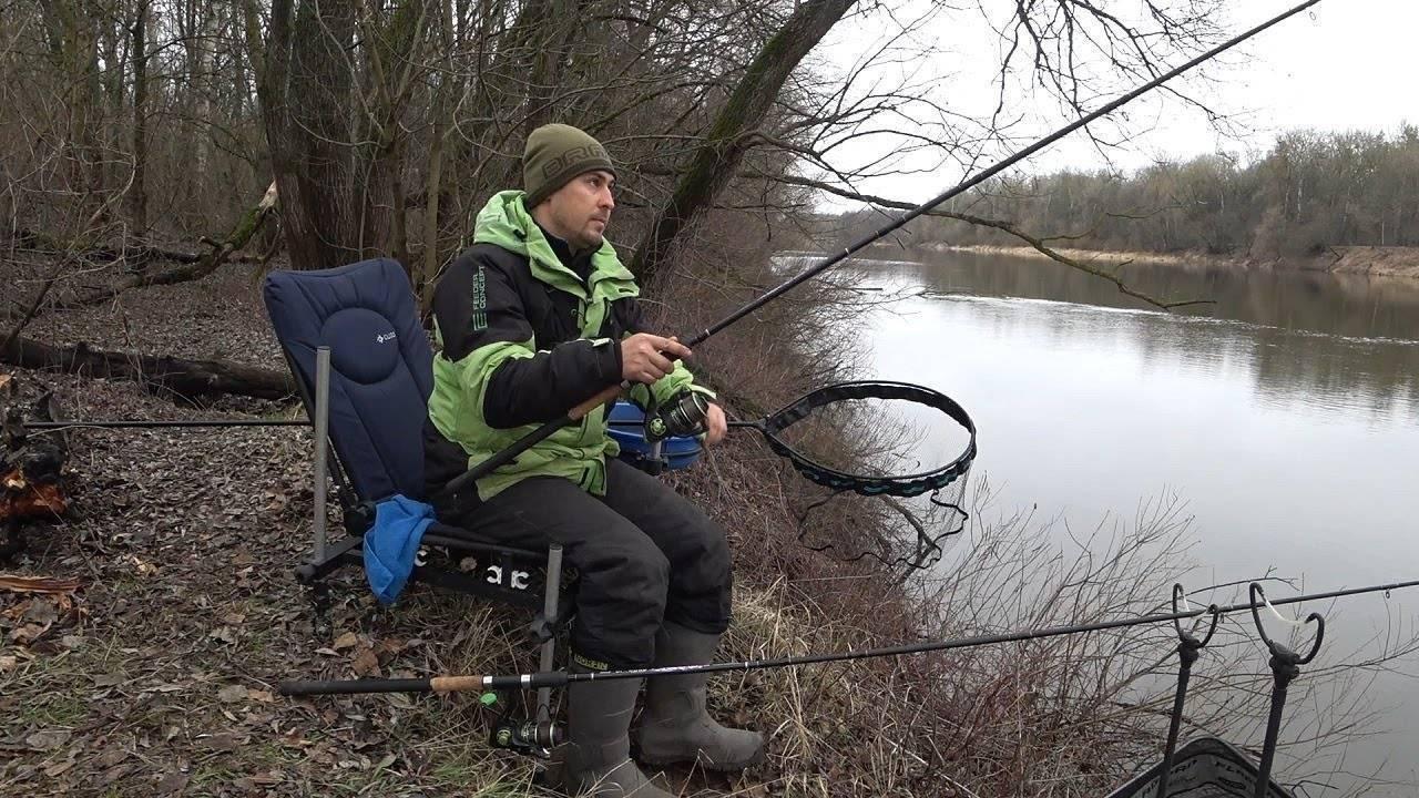 Ловля карася на фидер: видео, фото, в стоячей воде и на течении, осенью, летом, весной