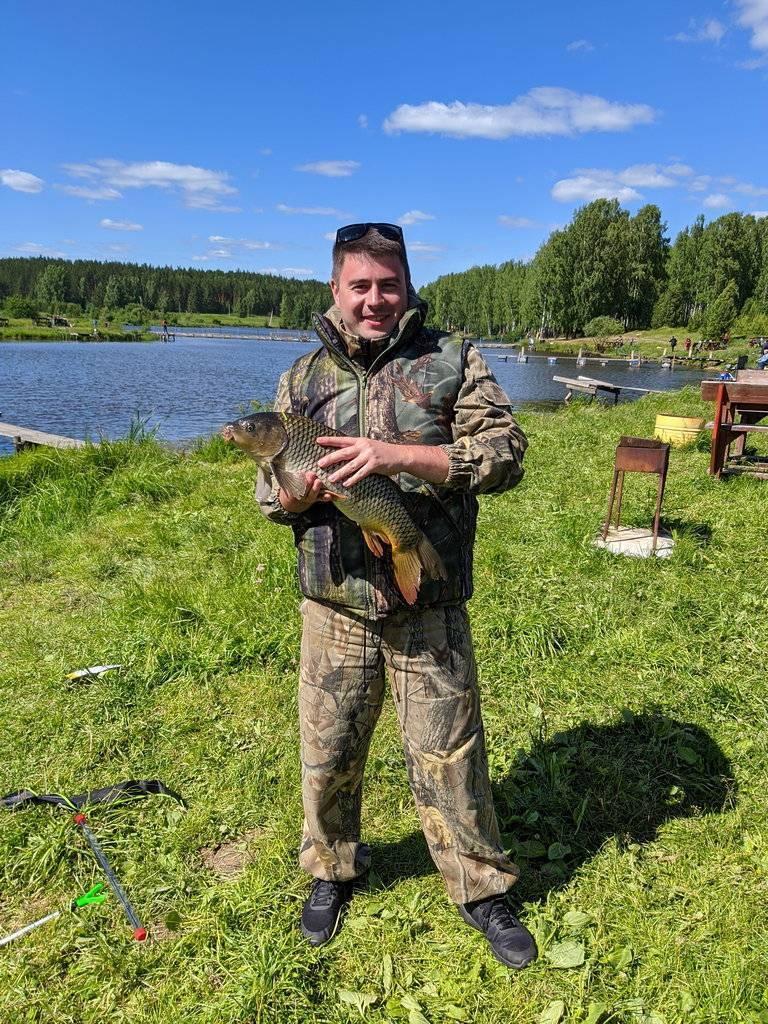 Окончательный гид по местам для платной рыбалки в окрестностях екатеринбурга