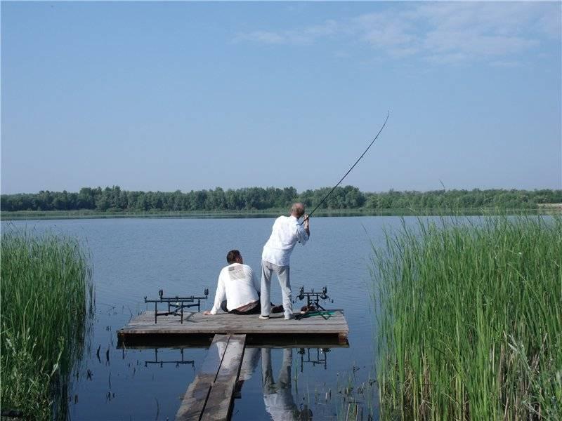 Рыбалка в самарской области:  платные и бесплатные водоемы