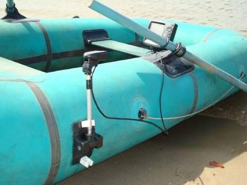 Держатель датчика эхолота: крепление на лодку пвх своими руками, как закрепить струбцину