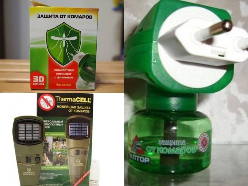 Натуральные и эффективные средства от комаров