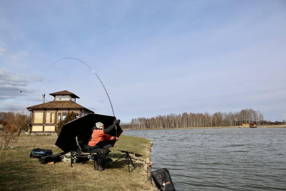 Рыболовная база «ихтиолог» в московской области - цены 2021, фото, отзывы