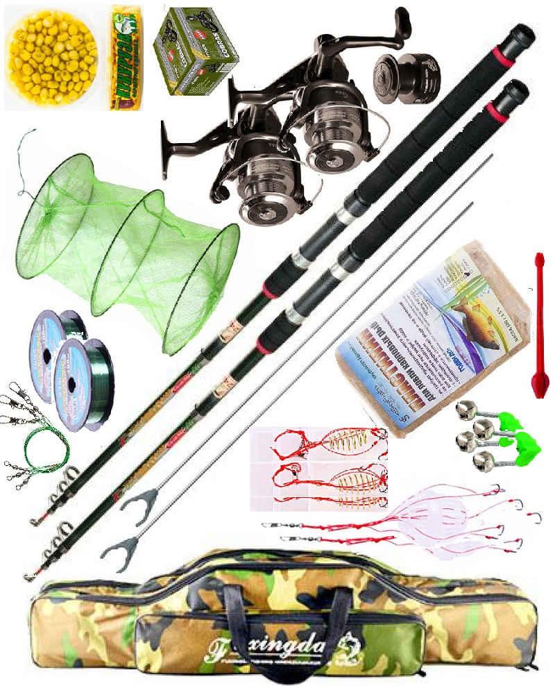 Готовимся к зимней рыбалке