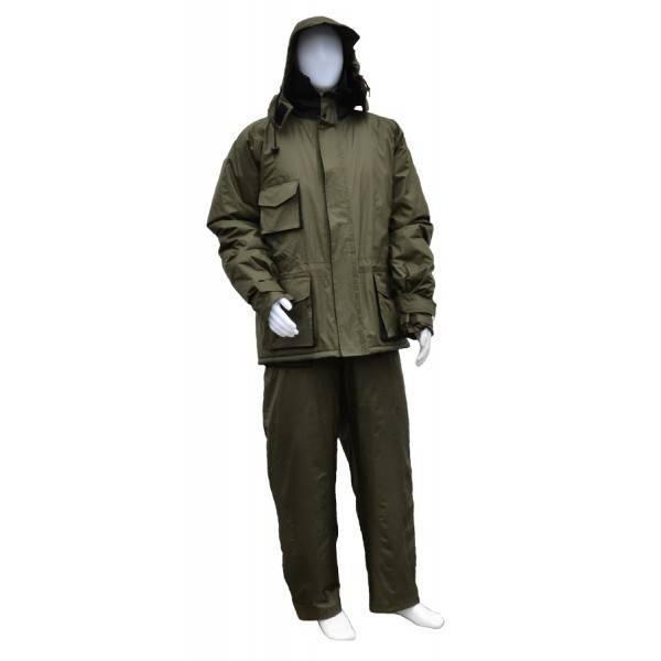 Женский костюм для весенней рыбалки Carp Zoom HIGH-Q Rain Suit